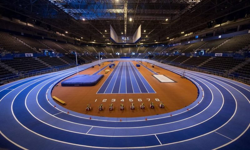 Birmingham 2018 Arena