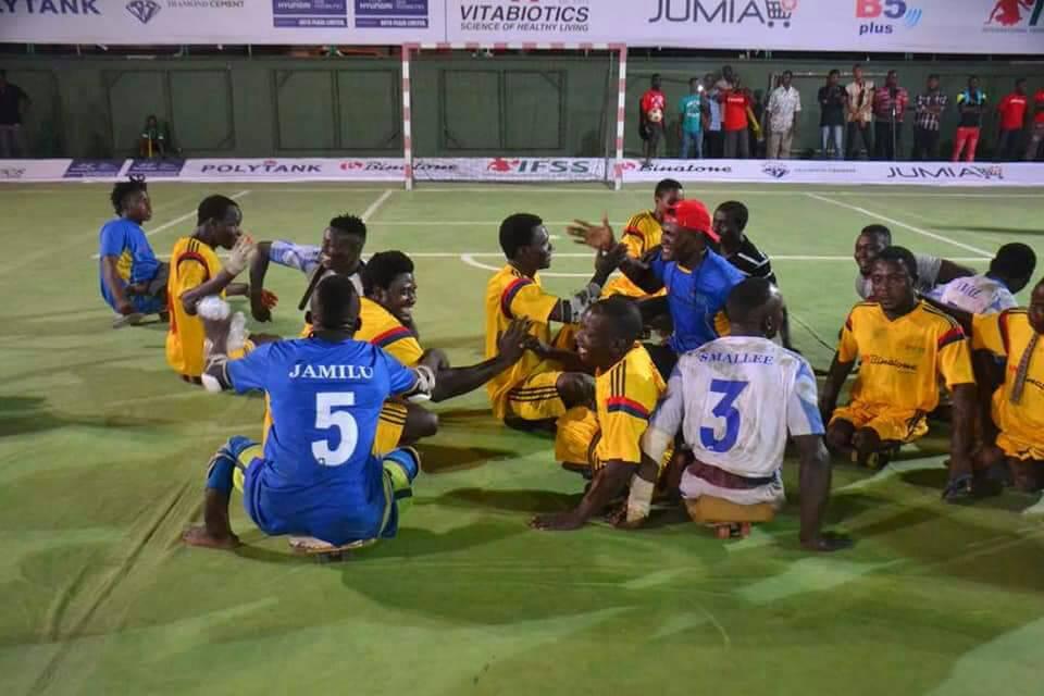 Binatone Challenge Cup [Accra Ginats]