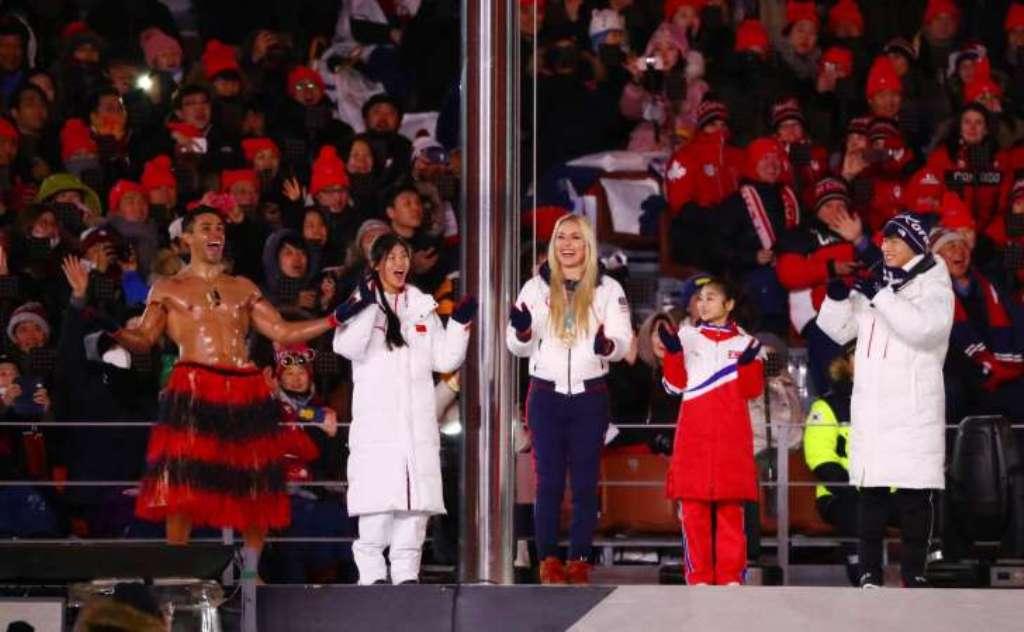 Winter Olympics 2018: Smiling Tongan Pita Taufatofua mulls