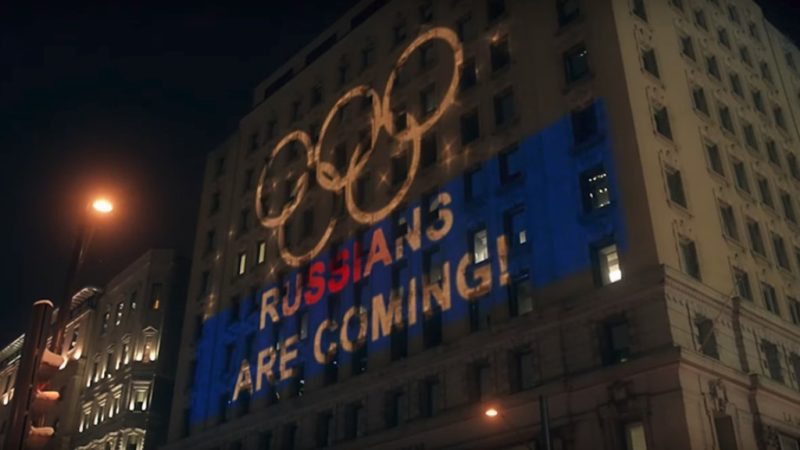 Russians are coming!