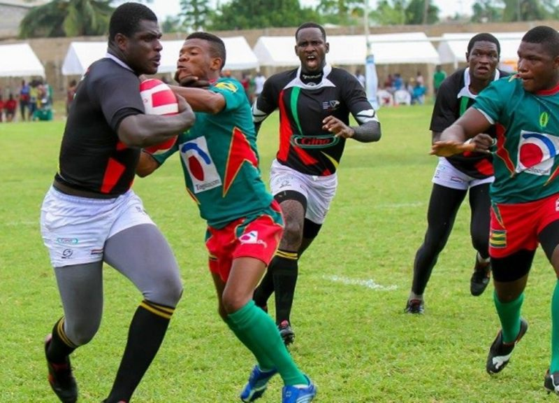 2018 Rugby Africa Bronze Cup