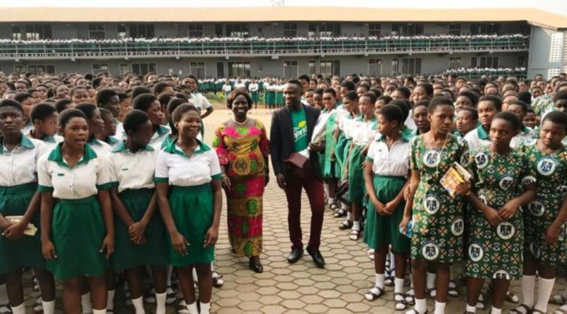 St. Louis welcomes Sprite Ball trophy in grand style | Sports 24 Ghana