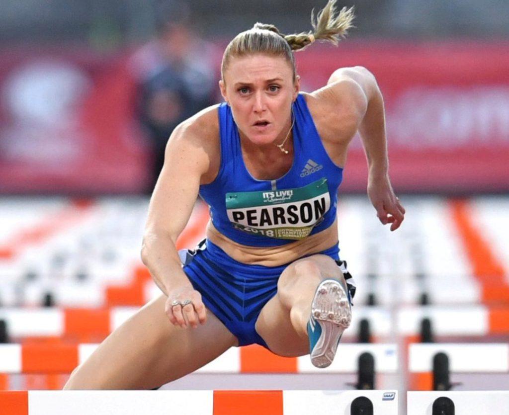 olympic hurdler pearson - 797×650
