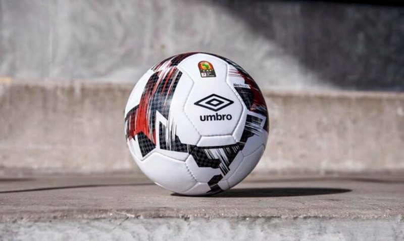 Umbro Unveils Official Tournament Ball For AFCON 2019